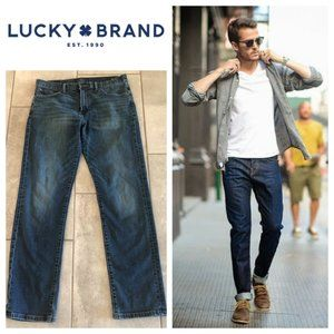 Lucky Brand Original Straight 221 Jeans 34 x 32